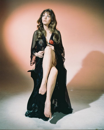 Ingrid Pitt, horror superstar