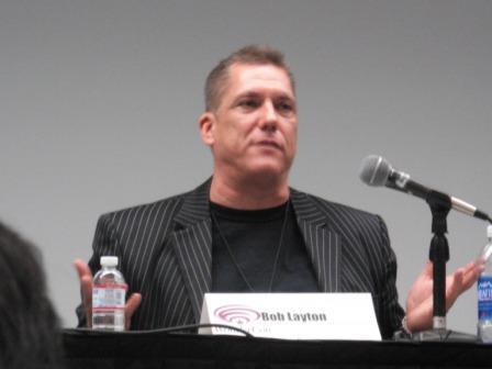 Bob Layton, WonderCon 2011