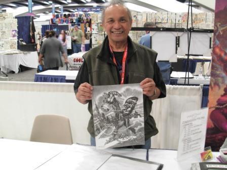 Ernie Chan, WonderCon 2011