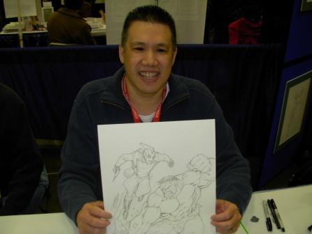 Ron Lim, WonderCon 2011