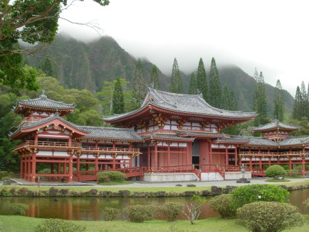 Byodo-In Temple, Valley of the Temples Memorial Park