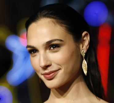Gal Gadot, the new face of Wonder Woman